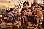 Kalózok - A Kétballábas Banda 3D